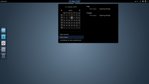Sector-X 3.14-2.3 - GNOME Shell theme by DarkBeastOfPrey