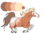 .:Horse Auction:. 3 -CLOSED- by Naeezadopts