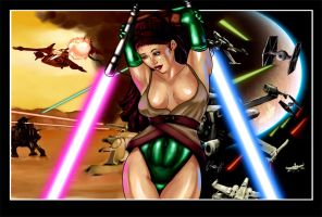 Star Wars - Jedi by Killrave