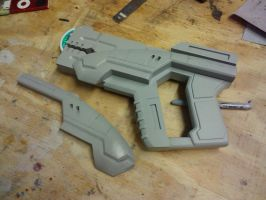 M-3 Predator from mass effect WIp by GS-PROPS