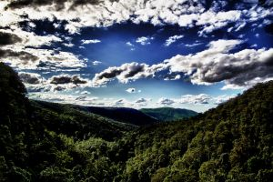 Springbrook HDR by babylon6