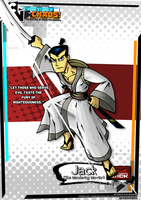 Cartoon Network - Samurai Jack by NewEraOutlaw