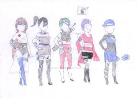 ~Naruto Outfit Adopts~ ((OPEN))Reduced prices!! by Mistress-iActium12