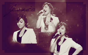 Jessica Jung Wallpaper by FallenCrown