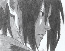 Sasuke Uchiha by ScreamAngel