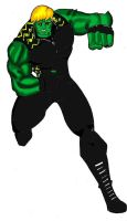 Young Avengers Hulkling by RWhitney75