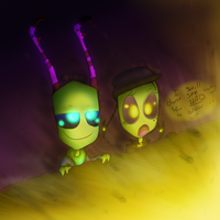 if they ever meet agai- oh god.. . . by Nedrian
