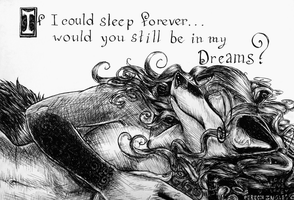 If I Could Sleep Forever by bingles