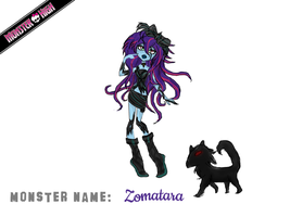 Zomatara by princessslash
