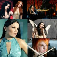 My Fave Female Singers V.3 by ForeverFallen16