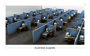 business puppets by axxis262