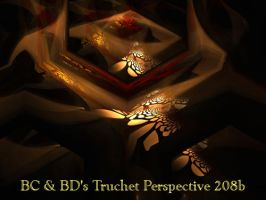 BC n BD's Truchet Perspective by Fractal-Resources