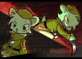 Double Whammy by Shivita
