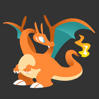 PKMN - Charizard by Versiris
