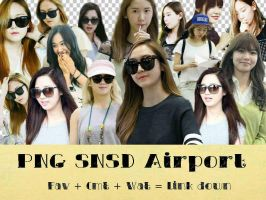 PNG SNSD Airport by sara3012