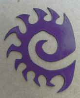 zerg logo by metal-otaku
