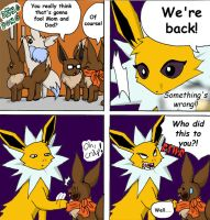 The Eevees 21: Mommy Intuition by RioDiGennaio