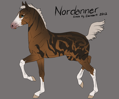 3082 Tabby Design Contest II by RvS-RiverineStables