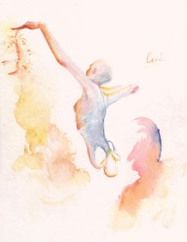 bright abysses by agnes-cecile