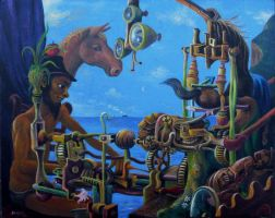 the equine optometrist by rodulfo