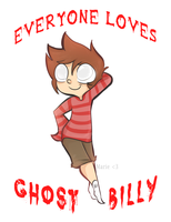 My Faaaave Ghost by MimiMarieT