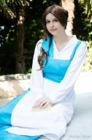 Belle cosplay by Himecchin