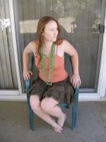 green necklace 5 by PhoeebStock