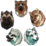 The Pack by Hlaorith