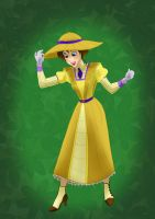 Historically Accurate Jane Porter by Bambi-Killer