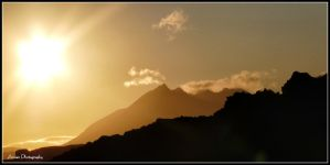As The Sun is setting...on Skye by Arawn-Photography