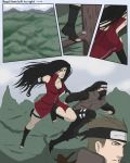 Love's Fate Hidan Pg1 by S-Kinnaly
