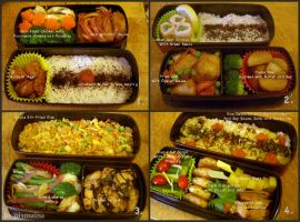 Obento collection 1 by pixmaina