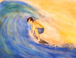 Surfs Up by marie-rosa