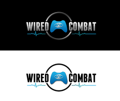 Wired Combat Logo by michaeltinnin