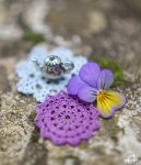 doilies by grezelle