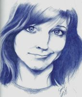 lindsey stirling ballpoint by petit-lu