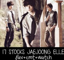 17 STOCKS HD JAEJOONG ELLE by bibi97nd