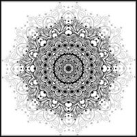 Mandala 002 by Marce3