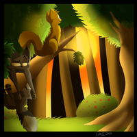 Beyond the Forest-Contest Entry by crisisastar15