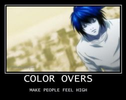 Death Note Motivational Poster by universa13