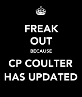 FREAK OUT because CP UPDATED by Phenixfeathers