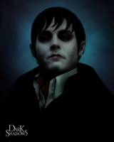 DarkShadows Contest Entry 2 - Speedpaint Barnabas by Distractus