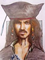Captain Jack Sparrow by Bardsville
