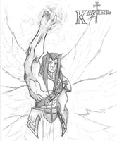 Kaziel by BladeofGoth