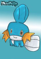 Mudkip by Chaomaster1