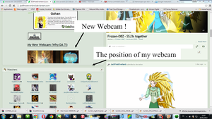 Why my webcam is gone ? Because... by JackFrostOverland