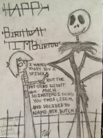 Happy Birthday, Tim Burton! by ZalphaNekoChan