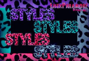 Styles_AnimalPrint_Colors by LifexParamore