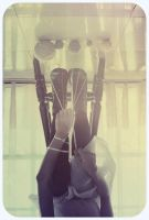 turning me upside down... by Pariaa