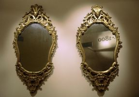 2 mirror Stock by LadyBranwick